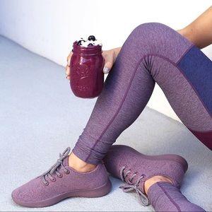 Allbirds Purple Wool Trainers